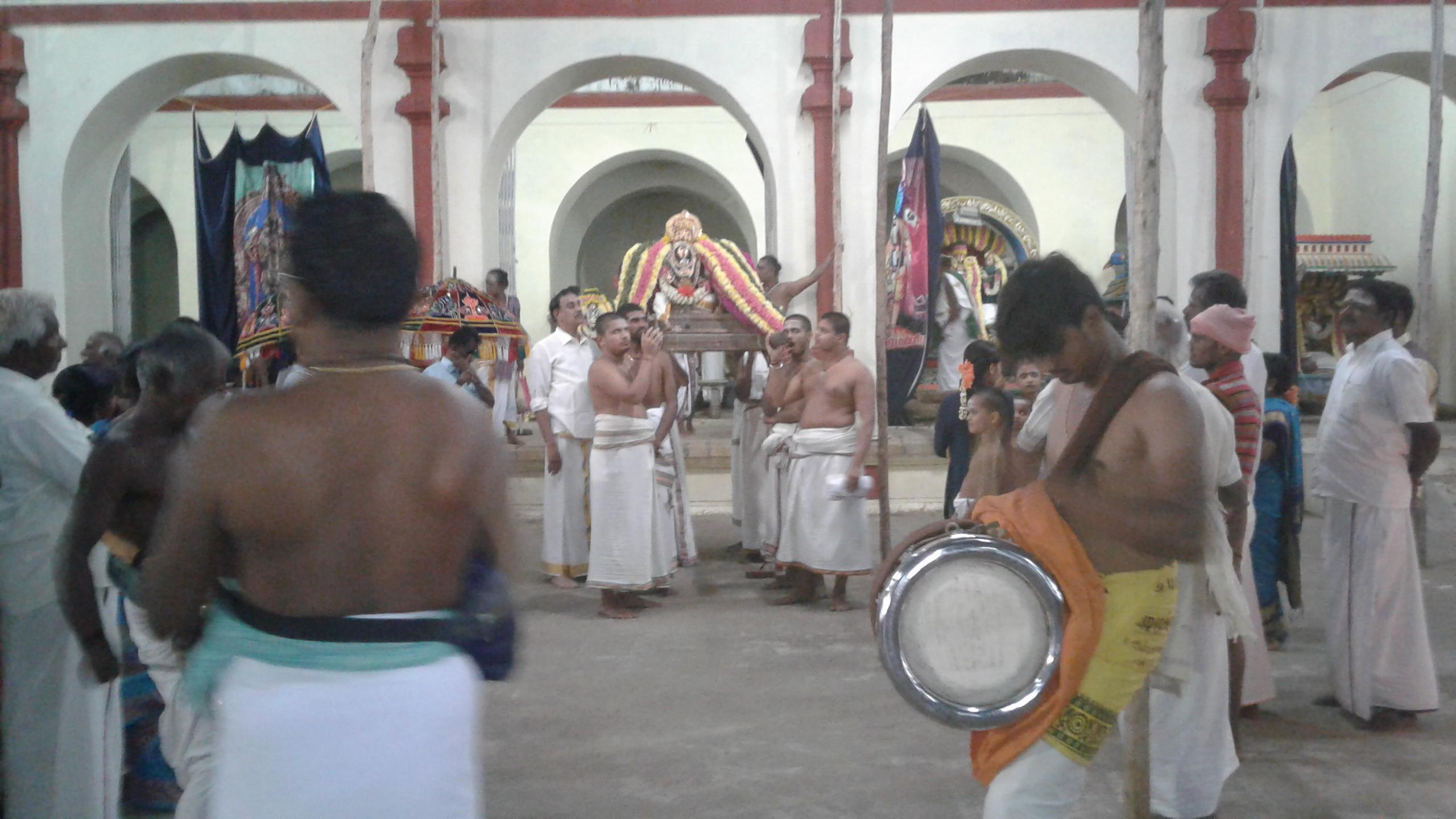 திருவெண்காடு சுவேதாரண்யேசுவரர் கோயில்