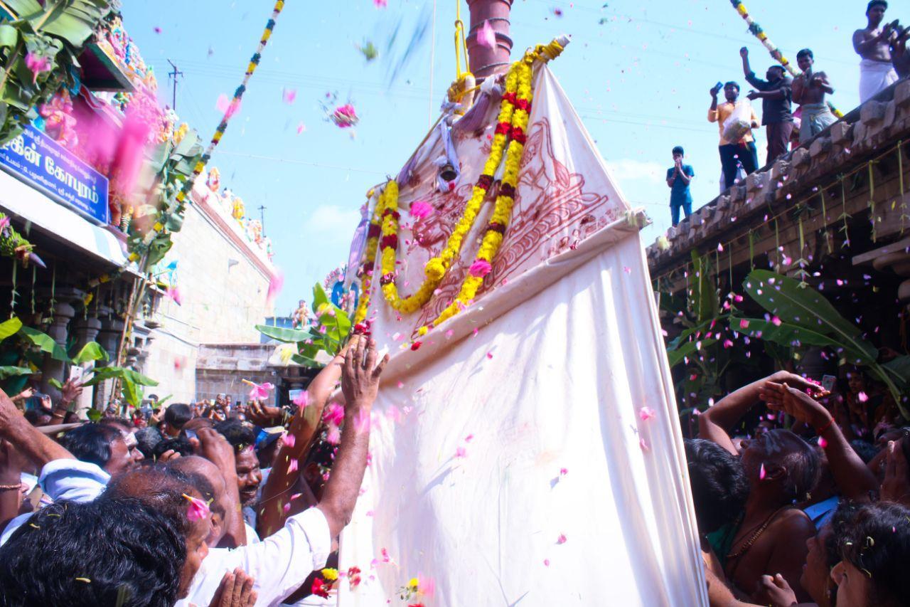 திருவாரூர் தியாகேசர் கோயில்