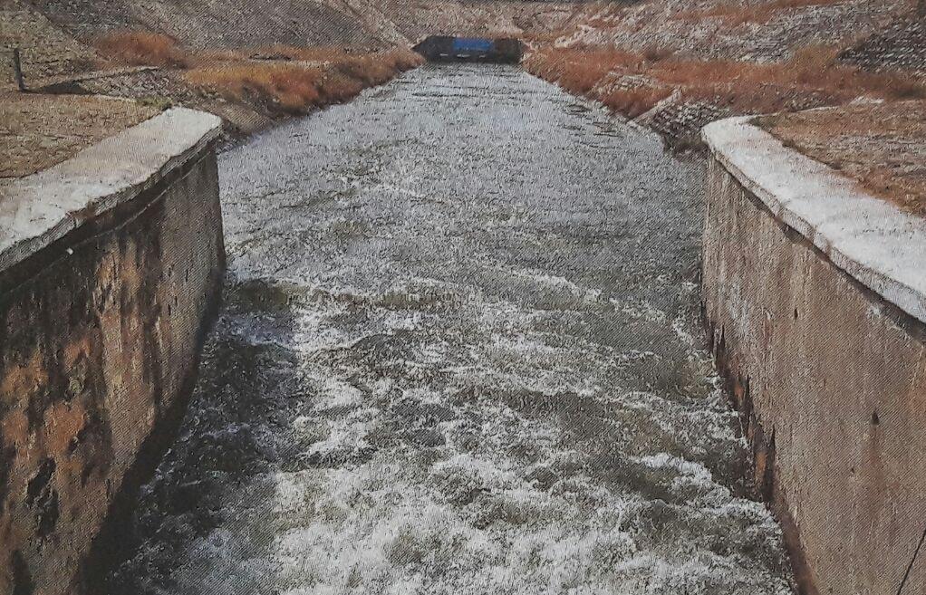 கிருஷ்ணா நீர்