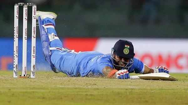 ரெய்னா - #INDvBAN