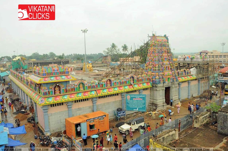 சமயபுரம் கோயில் விழா