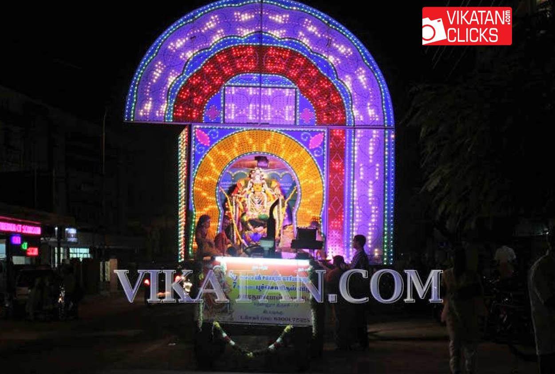 சமயபுரம் மாரியம்மன் மகிமை