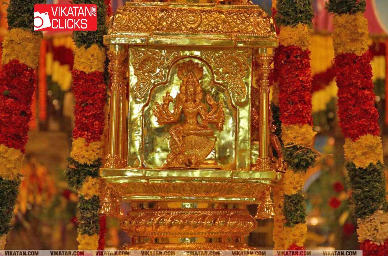 சமயபுரம் மாரியம்மன் அலங்காரம்