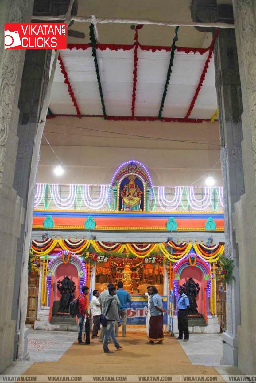அம்மன் அலங்காரம்