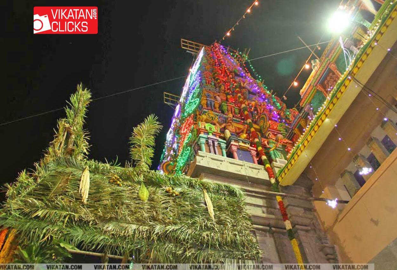 சமயபுரம் திருவிழா