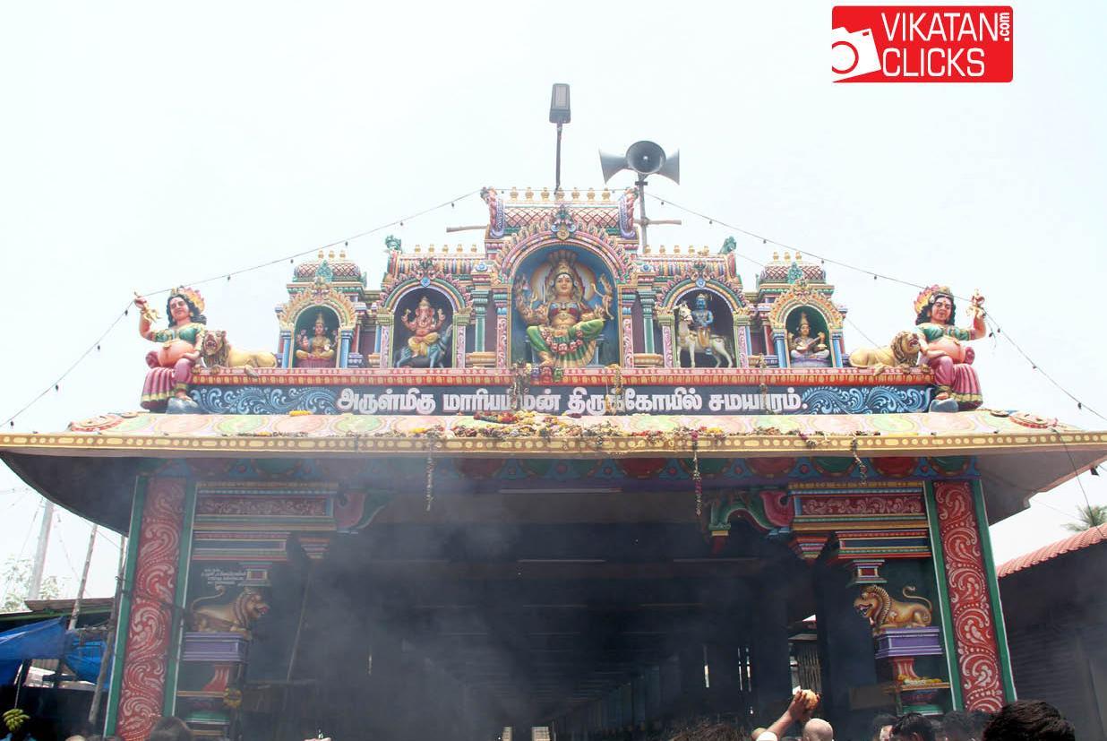 சமயபுரம் மாரியம்மன் கோயில்