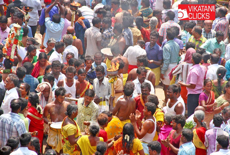 சமயபுரம் மாரியம்மன் விரதம்