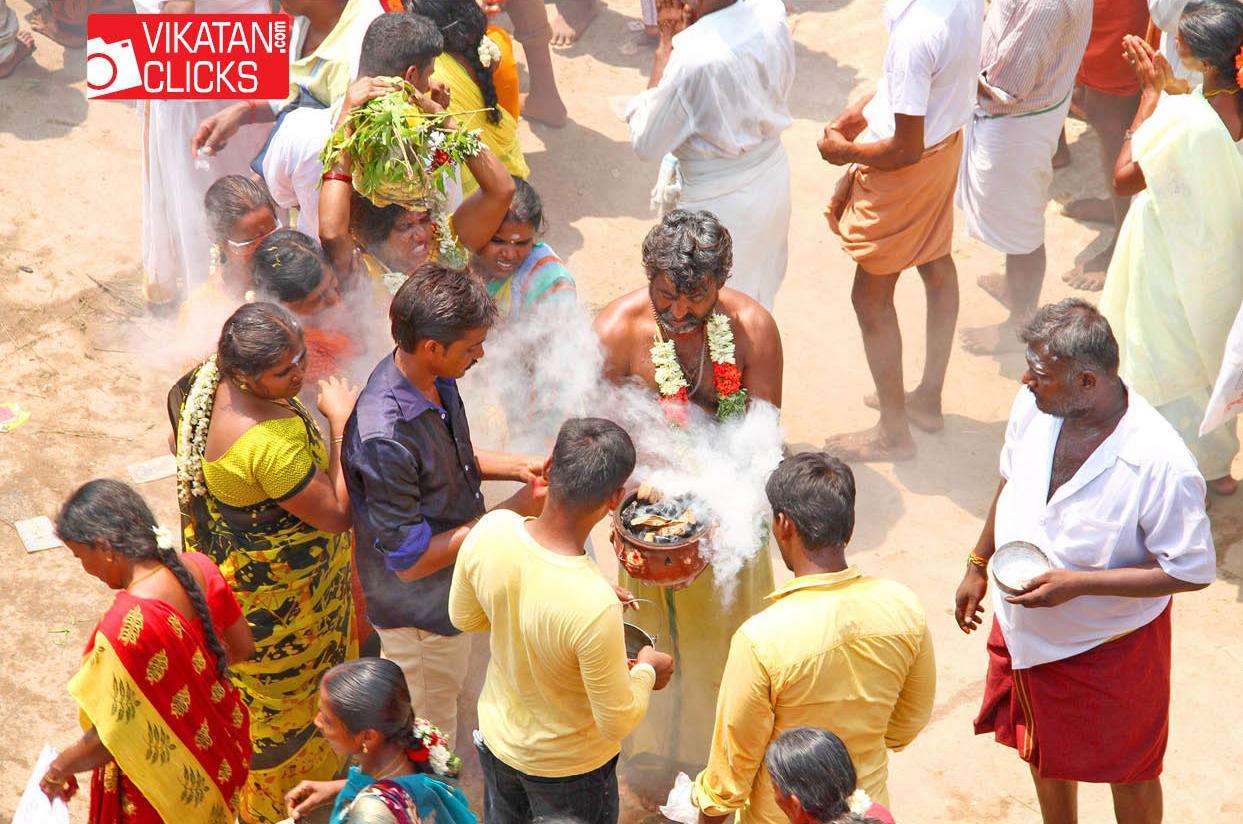 சமயபுரம் திருவிழா படங்கள்