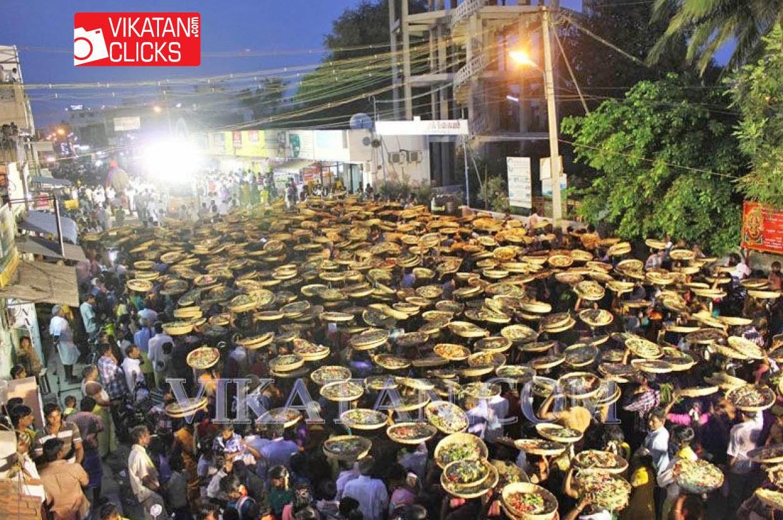 சமயபுரம் மாரியம்மன் கோயில் திருவிழா