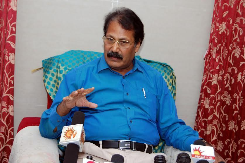 டாக்டர் கிருஷ்ணசாமி