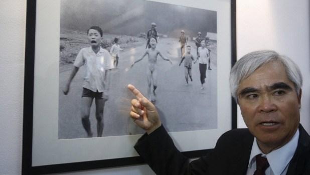 Vietnam War photographer Nick Ut