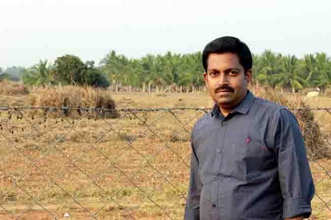 ஆசிரியர் ராஜசேகரன்