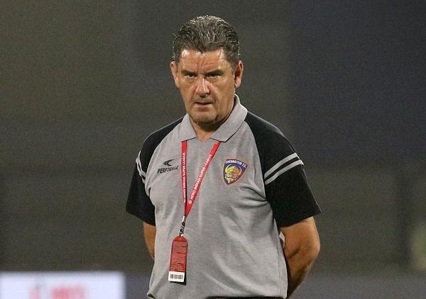 john gregory - Chennaiyin FC