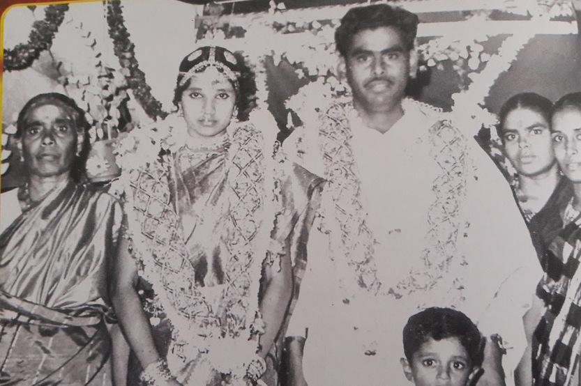 நடராசன், சசிகலா