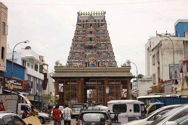 மயிலாப்பூர் கபாலீஸ்வரர் கோயில்