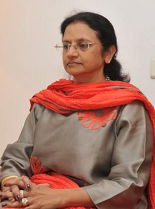 சுரேகா ராமச்சந்திரன்