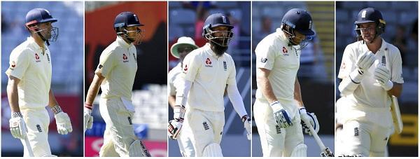 England batsmen #NZvENG