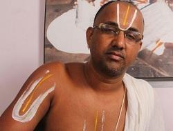 வைணவ ஆச்சார்யர் வாசஸ்பதி அனந்தபத்மநாப சுவாமி