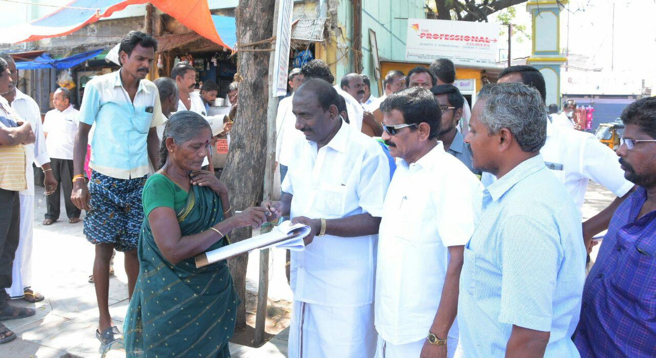 signature movement against sterlite industry