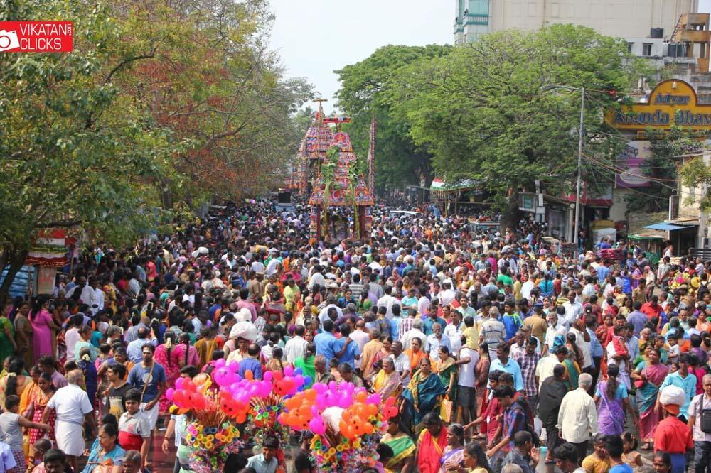 திருத்தேர் பவனி