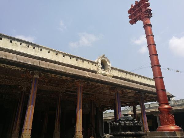 காஞ்சிபுரம் திரைலோக்கியநாதர் ஜீனசுவாமி கோயிலில் ஜயந்தி கொண்டாட்டம்