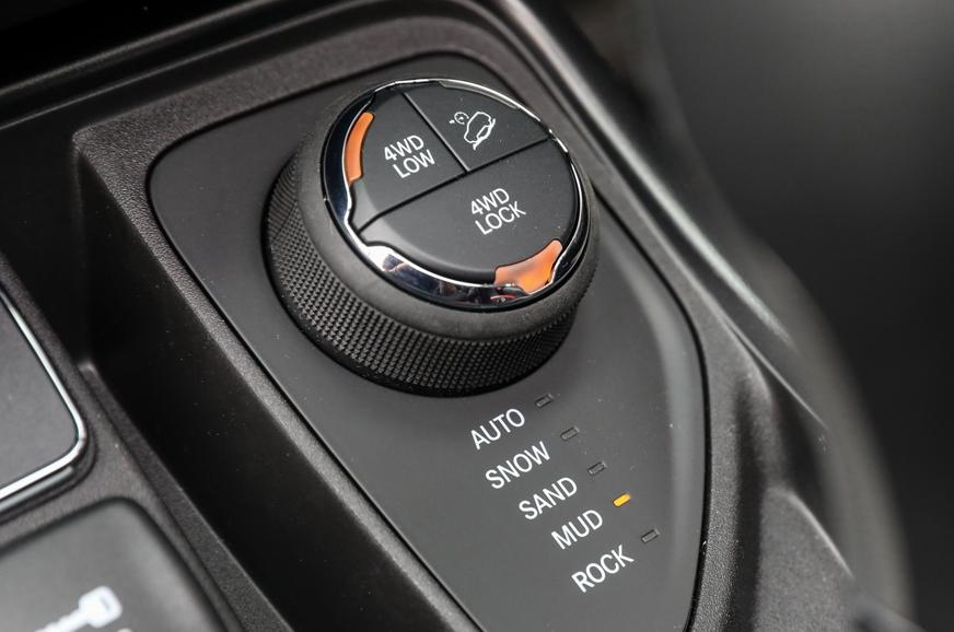 compass 4WD