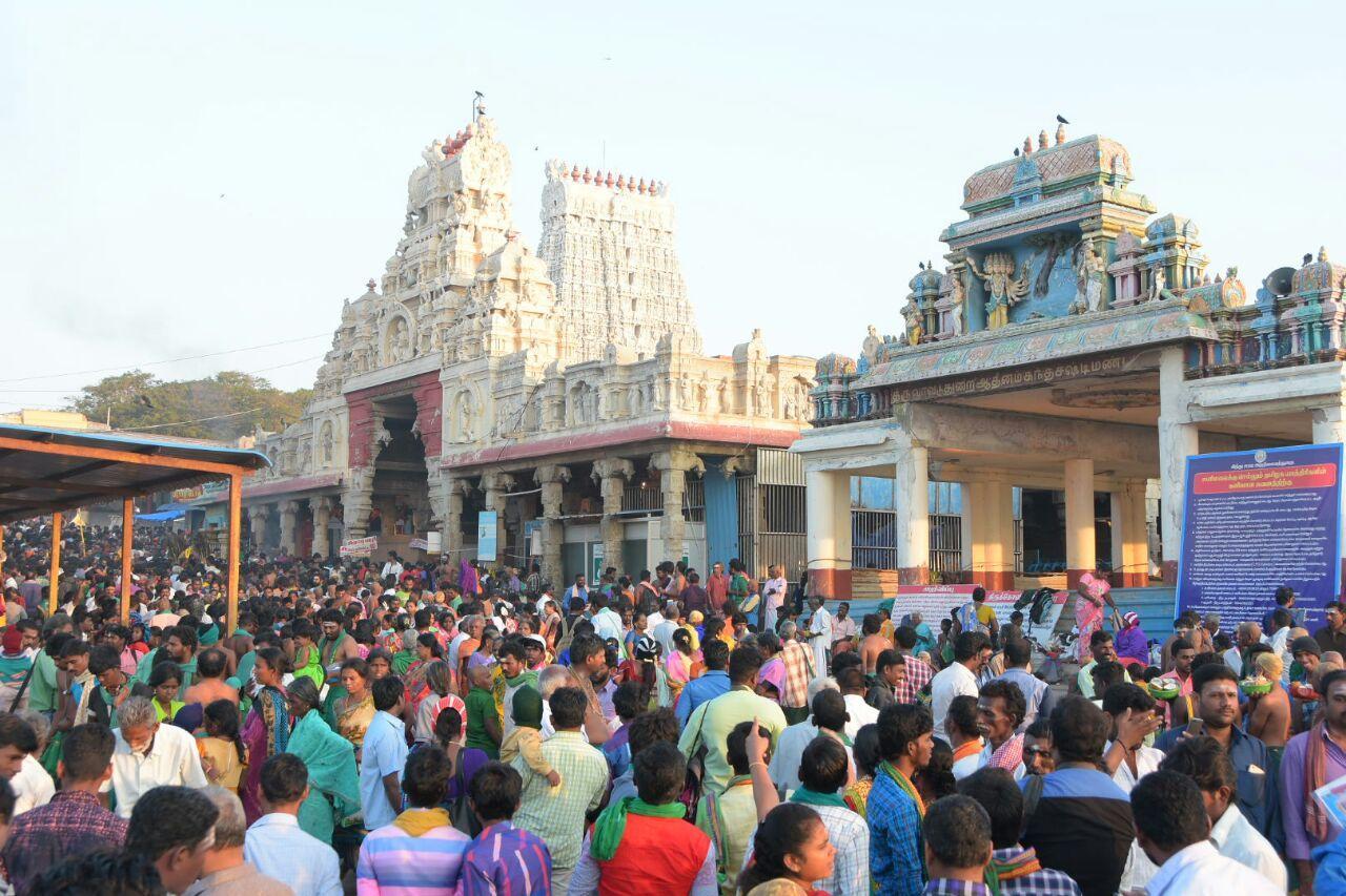 trichendur murugan temple