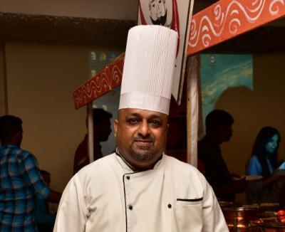 Chef Bhat