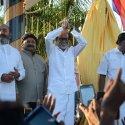 'எம்.ஜி.ஆர் கொடுத்த ஆட்சியை என்னால் கொடுக்க முடியும்' - ரஜினிகாந்த் பேச்சு!