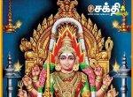பானகம், துள்ளுமாவு, வெள்ளரிப்பிஞ்சு படையலோடு களைகட்டிய சமயபுரம் பூச்சொரிதல் விழா! #VikatanPhotoStory