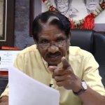 `ஹெச்.ராஜாவை நாடு கடத்துங்கள்!' - கொந்தளிக்கும் பாரதிராஜா
