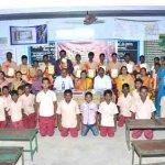 அரசுப் பள்ளி மாணவர்கள் பெற்ற லேலண்ட் இன்னோவேடர் விருது!
