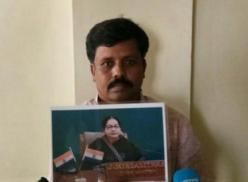 `ஜெயலலிதாவின் கதையைத் திரைப்படமாக்க உள்ளேன்' - ரவி ரத்தினம் அறிவிப்பு!