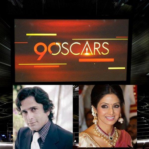 ஆஸ்கர் விருது விழாவில் சசி கபூர், ஸ்ரீதேவிக்கு மரியாதை!