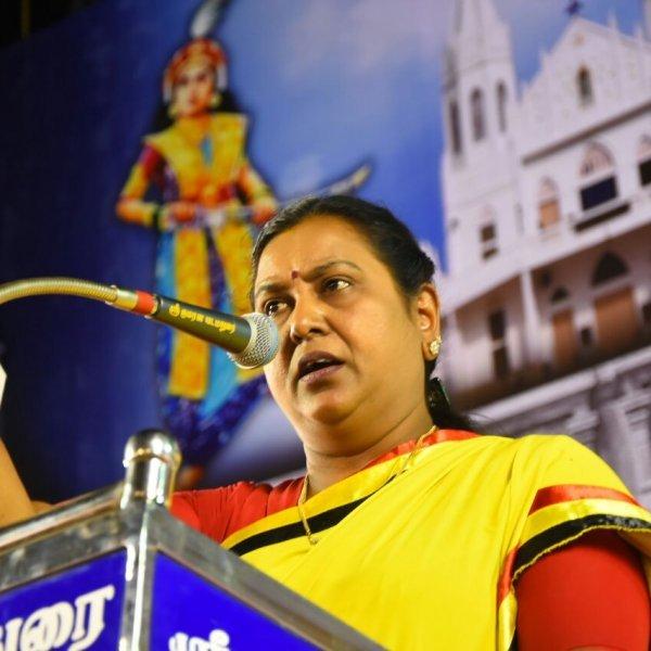 'உங்களால் முடியவில்லை என்றால் ராஜினாமா செய்யுங்கள்' - பிரேமலதா விஜயகாந்த் ஆவேசம்!
