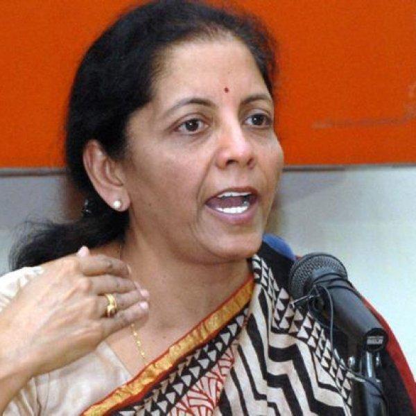 'ஊழலின் காரணமாக தூக்கியெறியப்பட்ட கட்சி காங்கிரஸ்' - நிர்மலா சீத்தாராமன் காட்டம்!