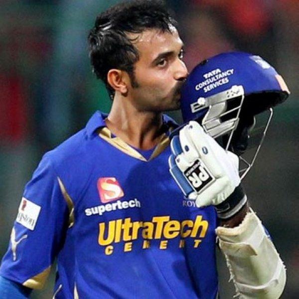 ராஜஸ்தான் அணியின் புதிய கேப்டன் ரஹானே?
