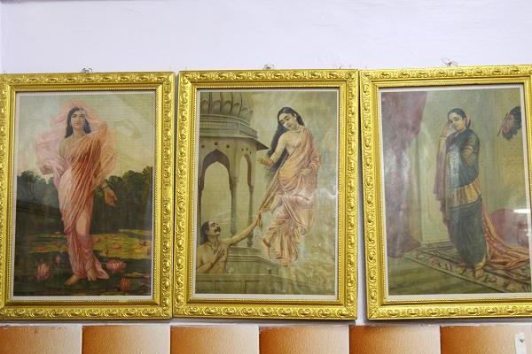 ரவிவர்மன் ஓவியங்கள்