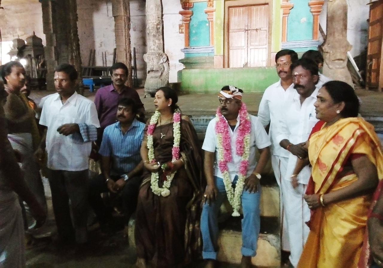 விஜயகாந்த்- பிரேமலதா