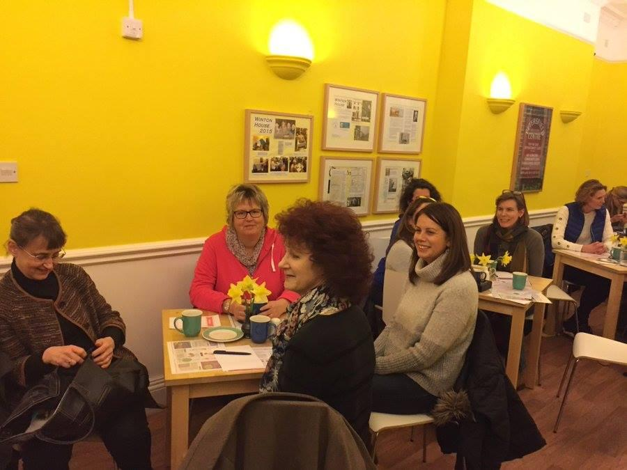 Menopause cafe