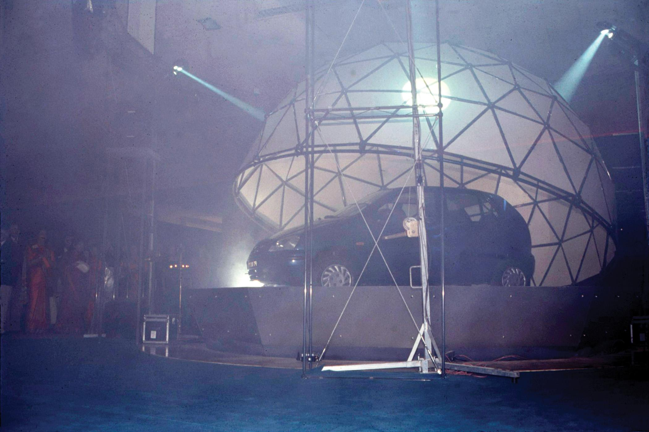 1998 delhi auto expo