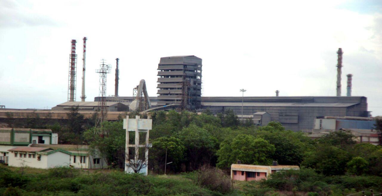 Sterlite industry