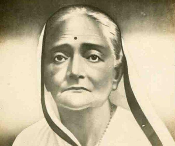 கஸ்தூரிபா காந்தி