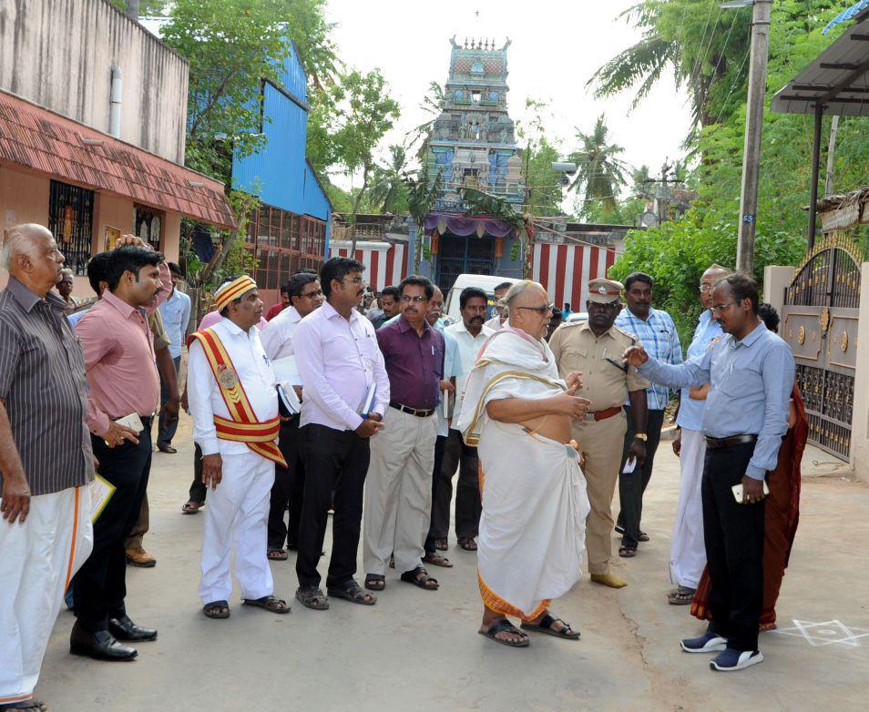 கல்யாணபுரம் சீனிவாசப் பெருமாள் கோவில்