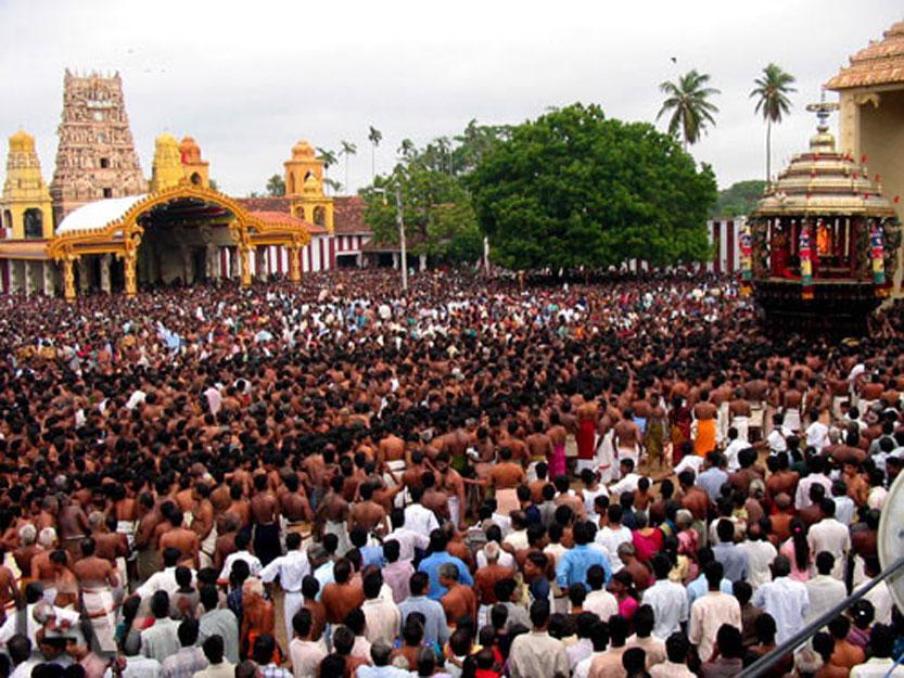 நல்லூர் கந்தசுவாமி திருக்கோயில்