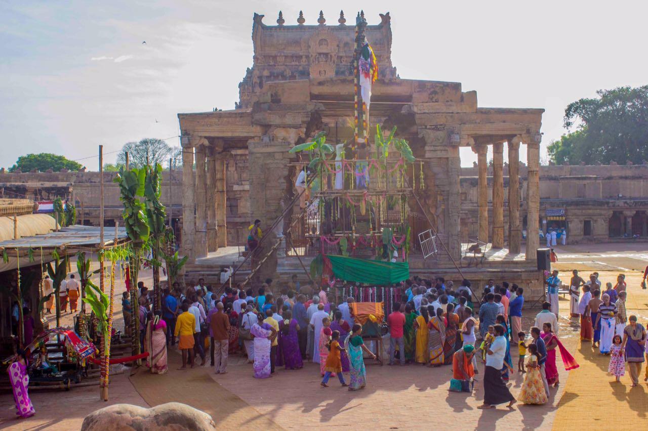 தஞ்சாவூர் பெரிய கோயில்