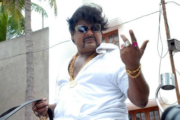 நடிகர் மன்சூர்அலிகான்