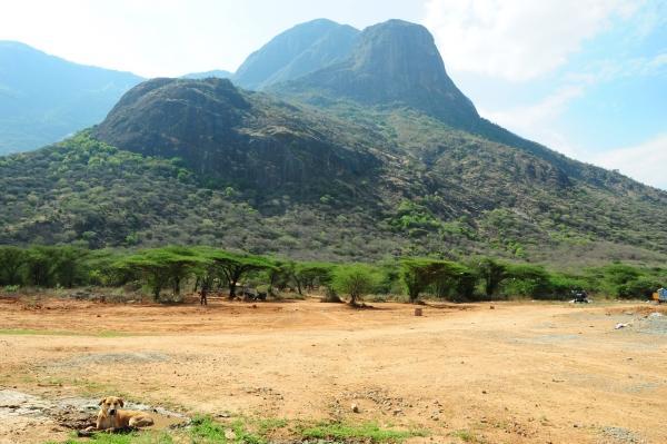 நியூட்ரினோ திட்டம் செயல்படவிருக்கும் அம்பரப்பர் மலை
