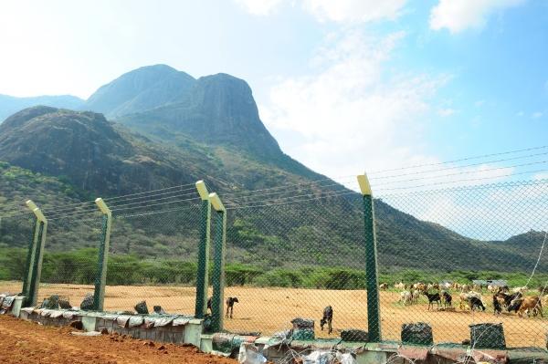 நியூட்ரினோ திட்டம் அமையவிருக்கும் அம்பரப்பர் மலை