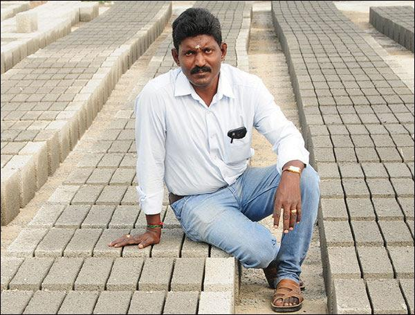 Raghu - Lorry driver turned Entrepreneur